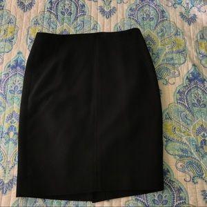 Loft pencil skirt size 2 petite